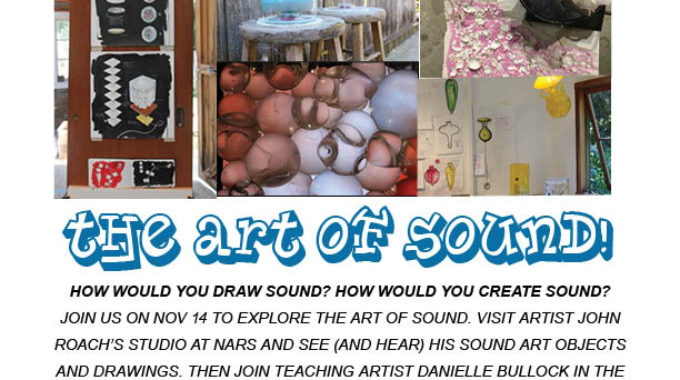 Sound+Art+Workshop